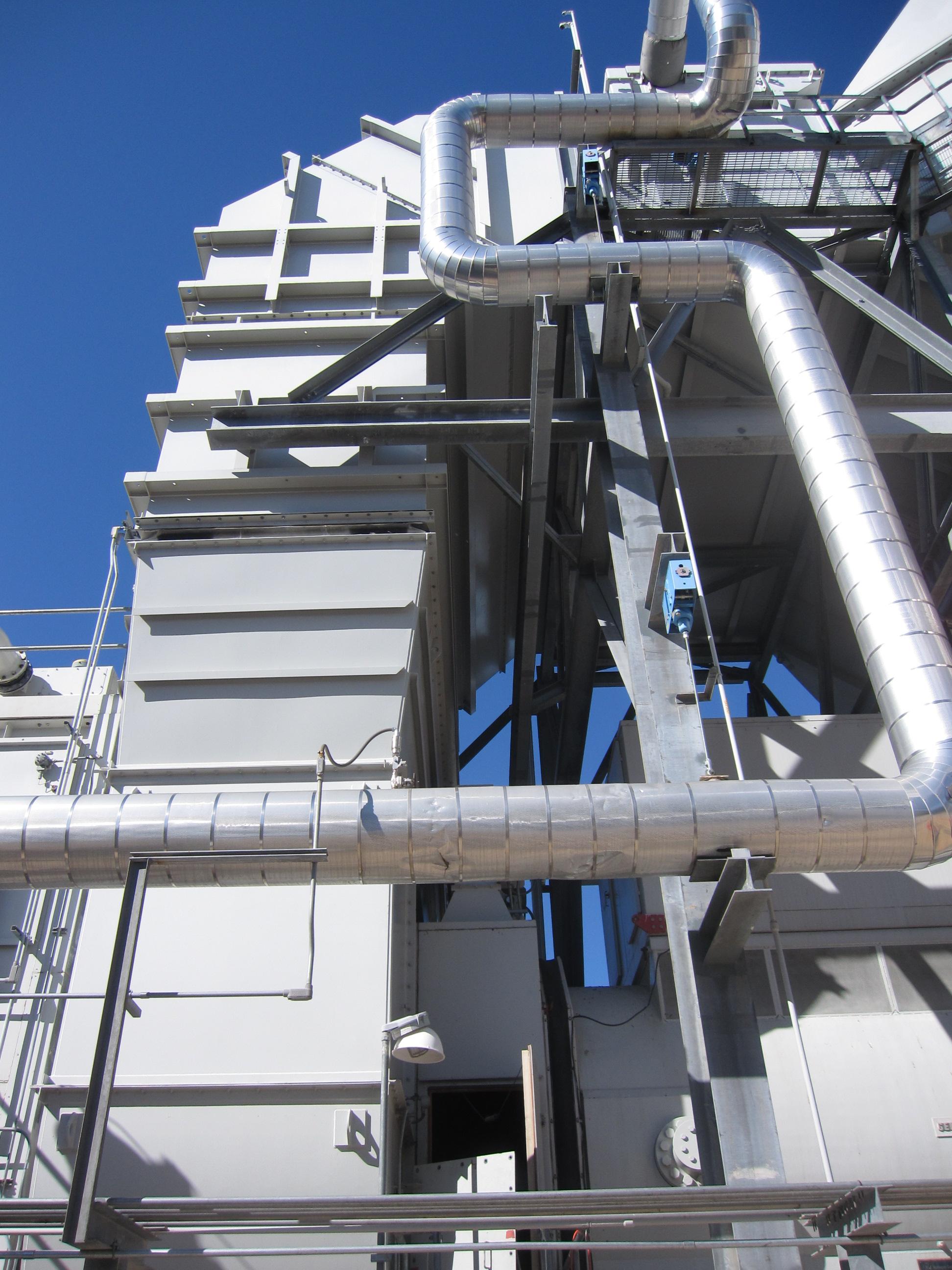 Gas Turbine Flow